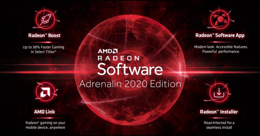 تعريف AMD Radeon Adrenalin