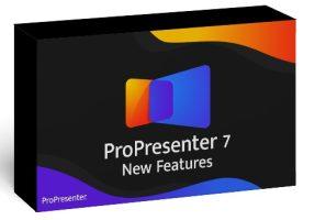 تحميل برنامج ProPresenter 7.0.2 اصدار مجانى
