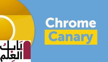 يتيح Chrome Canary الآن للمستخدمين