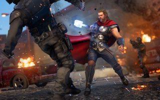 لم تحقق marvel's avengers ربحًا بعد فى 2020