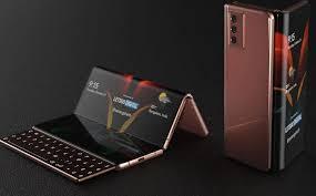 يظهر Samsung Galaxy Z Fold3 ضمن شاشة العرض