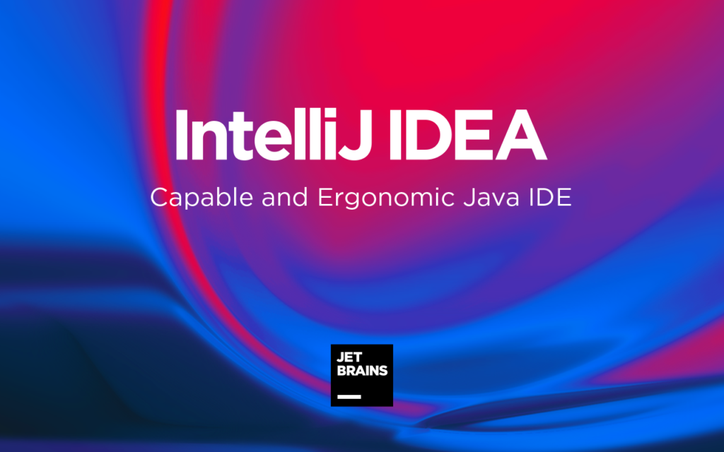 برنامج JetBrains IntelliJ IDEA Ultimate 2020