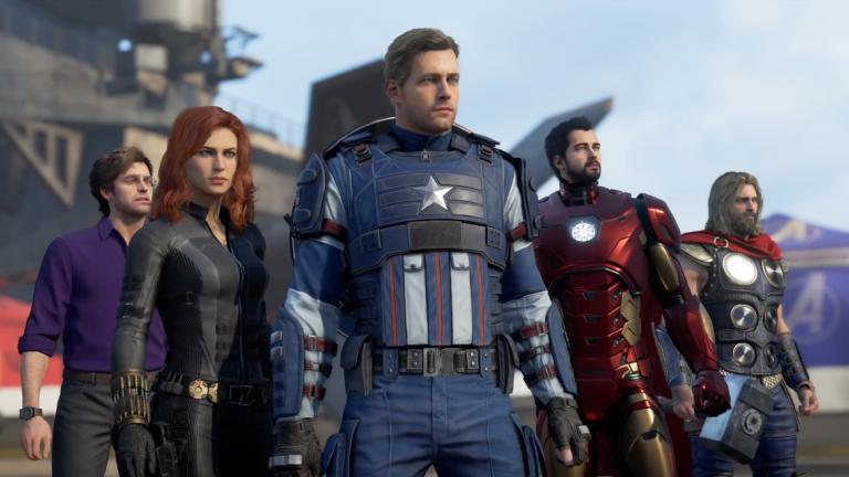 لم تحقق Marvel's Avengers ربحًا بعد