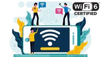 الكشف عن Wi-Fi 6E