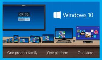 إصدارات Microsoft Windows 10
