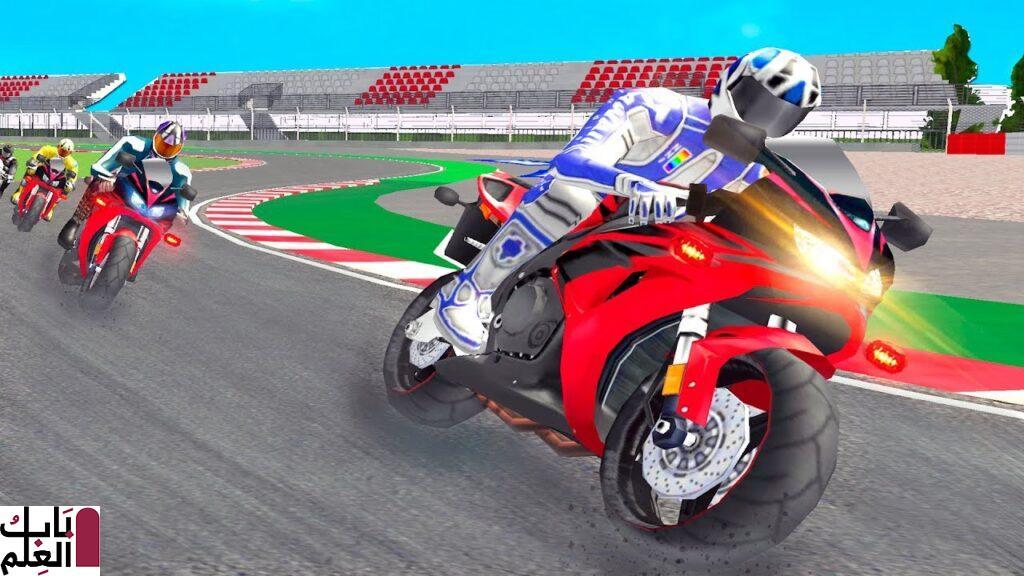 لعبة superbike racers مجانا
