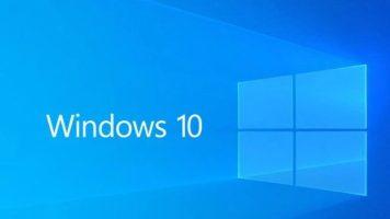 يتم إصدار Windows 10