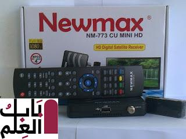 تحميل New max nm-773cu mini hd ملف قنوات اسلامي انجليزي رسيفر  بتاريخ 1-1-2021