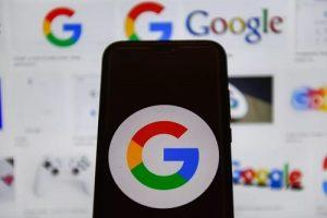 جوجل الأصل الأبجدية