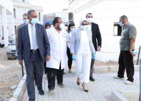 الصحة العالمية ارتفاع إصابات كورونا بمصر
