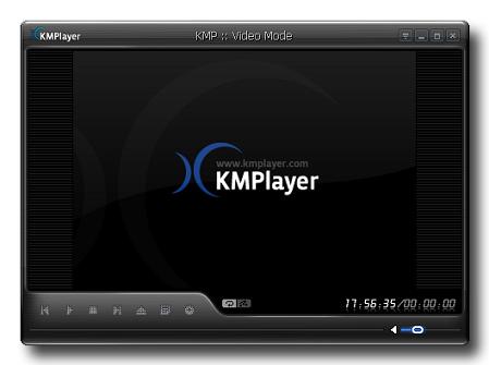 برنامج تشغيل الميديا الرائع The KMPlayer