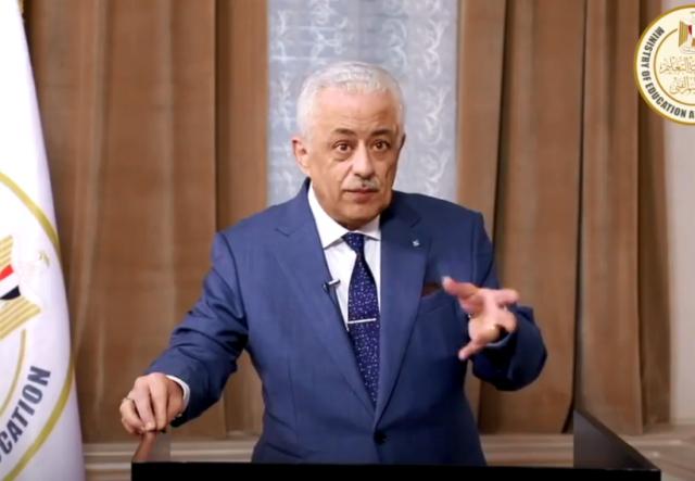 وزير التعليم يوضح خطوات الدخول