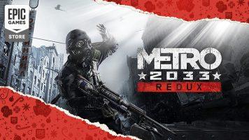 تحميل لعبة Metro 2033 Redux كامله مجانا على متجر Epic Games Store اليوم