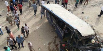حبس السائق المتورط فى حادث الدائري