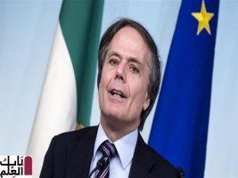 إيطاليا الوضع في ليبيا