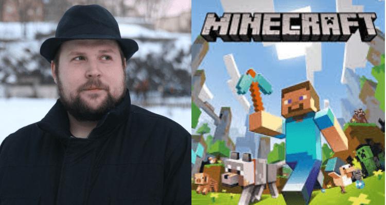 هل يُفكر مبتكر لعبة Minecraft