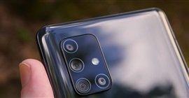 أول هاتف بكاميرا خماسية