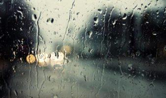 الأمطار تهطل بغزارة