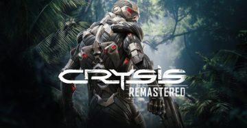 تصل لعبة Crysis Remastered إلى Switch