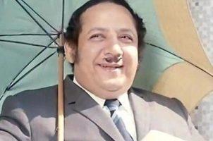 وفاة الفنان المصري جورج سيدهم