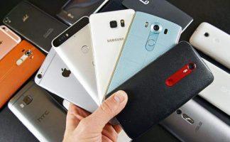 استمرار نمو سوق الهواتف الذكية