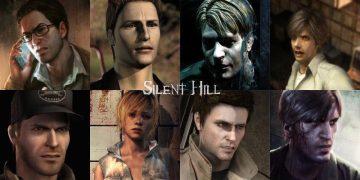 مصمم ألعاب Silent Hill