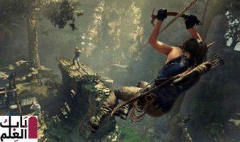 لعبة Shadow of the Tomb Raider  موجوده فى ألعاب PS Plus 2021 المجانية لشهر يناير