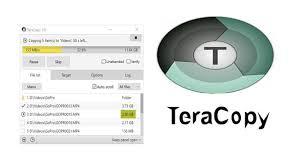 برنامج تسريع النقل TeraCopy
