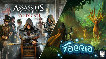 Assassin's Creed Syndicate و Faeria
