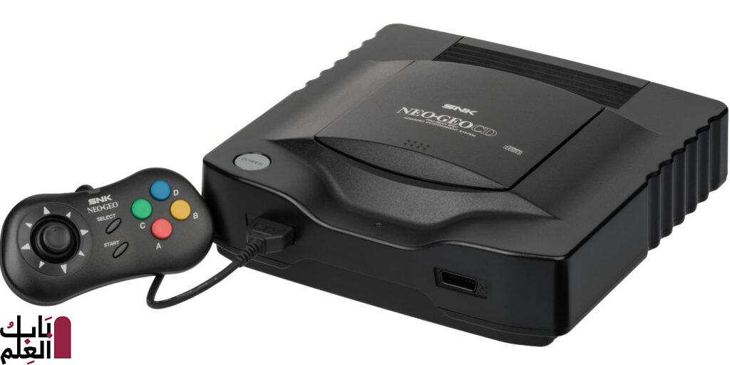 failed awesome consoles neogeo cd