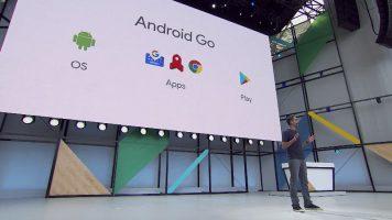 يُقال إن google ستجعل android go