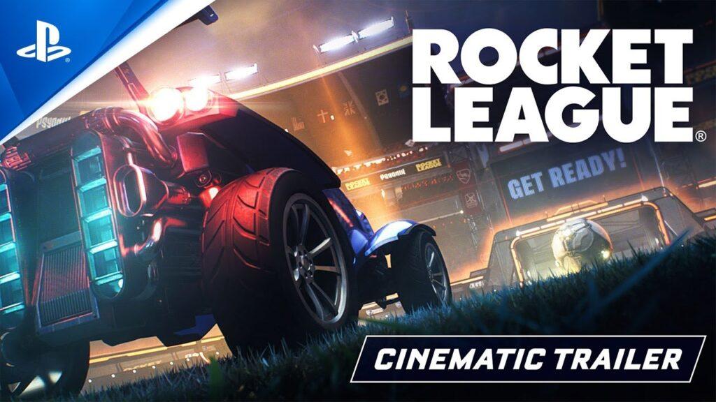 ستصبح Rocket League مجانية في اللعب