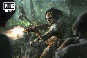 يضيف PUBG Mobile مجموعة Jungle Hunter