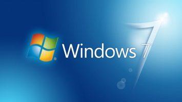 Windows 7 وداعًا