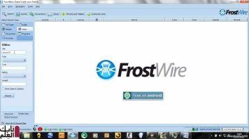 تحميل برنامج FrostWire 2020 اخر اصدار تحميل مجانى