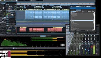 MAGIX Samplitude Pro X4 Suite music studio