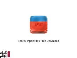شرح كيفية ازالة اى شىء من اى صوره باحترافيه وبدون فوتوشوب ببرنامج Teorex Inpaint 8.0 دون تغير ملامح الصوره 2021