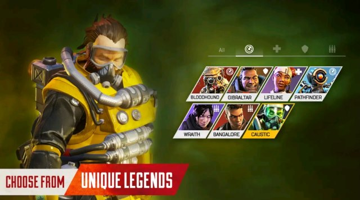 إطلاق Apex Legends Mobile