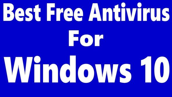 أفضل 10 برامج لمكافحة الفيروسات لنظام التشغيل Windows 10