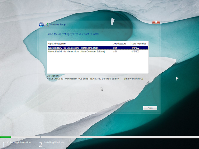 تحميل نسخه Nexus LiteOS 10