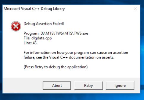 حل مشكله Microsoft Visual C++