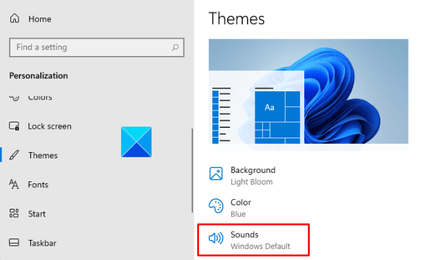 Disable the Startup Sound on Windows 11