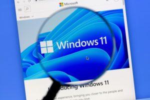 أول بناء تجريبي من Windows 11